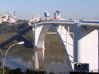 Paraguay habilita tránsito libre en CDE, Pedro Juan y Salto del Guairá