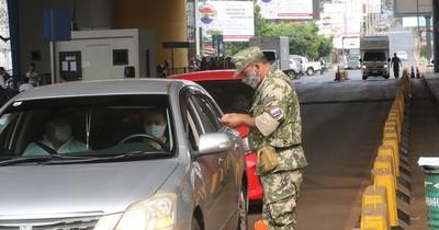 La Nación / Tras siete meses de cierre, se reabre el paso fronterizo