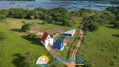 En el sur a orillas del Paraná, Cabañas del Río propone un espacio turístico único