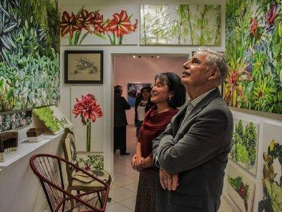 Sexta Noche de Galerías llega con propuestas  virtuales y presenciales