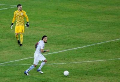 Antony Silva le hace feliz a Paraguay