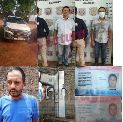 Confuso Episodio con denuncia de rapto y contradicciones
