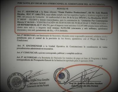 """Gobernador """"MILLONARIO"""" COCINO en un DÍA NEGOCIADO con PUBLICIDAD"""