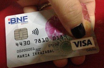 Correo Paraguayo te lleva la tarjeta del BNF hasta tu domicilio