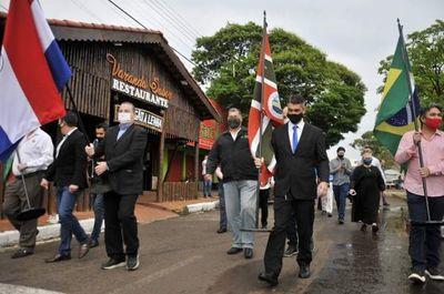 Gobernador anuncia estrictos controles sanitarios en Pedro Juan Caballero para evitar retroceso