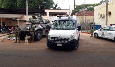 """Enfrentamiento entre integrantes del """"clan Rotela"""" y el PCC deja dos heridos en cárcel de Ciudad del Este – Diario TNPRESS"""