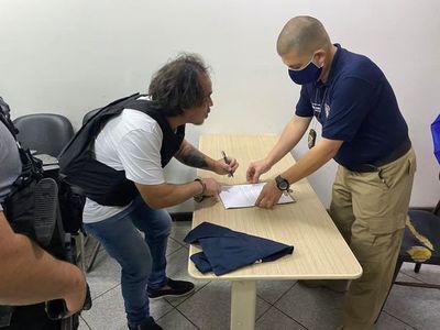 Expulsan del país a uno de los más buscados del Brasil