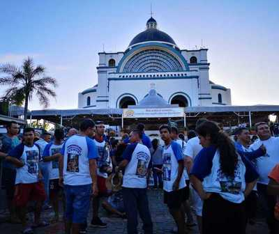 Asistencia a misa de Caacupé será agendada