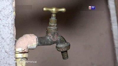 Barrios sin agua en Asunción: Denuncian inacción de la Essap