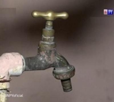 Ciudades de Central sin agua potable