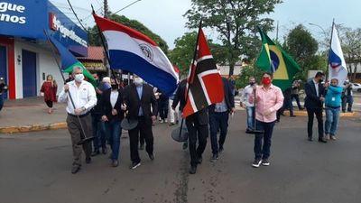 Emotiva ceremonia marcó la esperada reapertura de la frontera con Ponta Porã