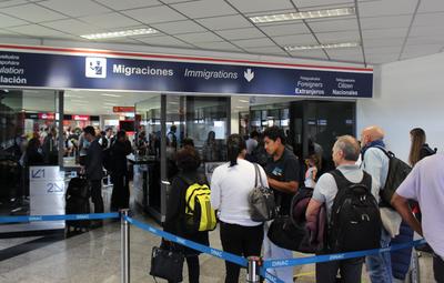 Aeropuerto Silvio Pettirossi operará desde el 21 de octubre