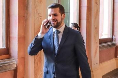 Hernán Huttemann es el nuevo asesor jurídico de la Presidencia