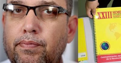 La Nación / Fiscalía convocará a Grillón para confirmar propiedad de cuaderno hallado en Arrayan