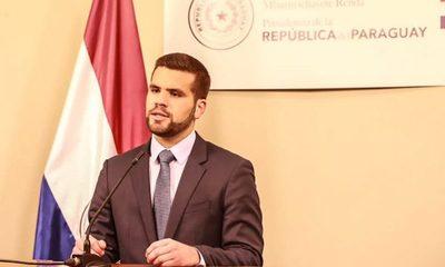 Hernan Hutteman es nuevo asesor jurídico de la Presidencia