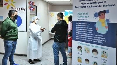 Exigen estricto cumplimiento de requisitos sanitarios a quienes ingresan al país