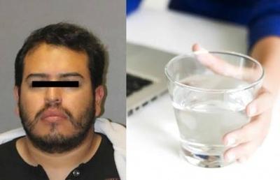HOY / Condenan a hombre por colocar semen en botella de compañera de trabajo