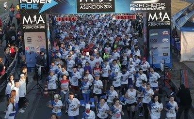 La Maratón Internacional de Asunción 2020 se correrá en modo virtual