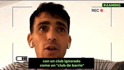 """Mouche """"liquidó"""" a Olimpia en una entrevista"""
