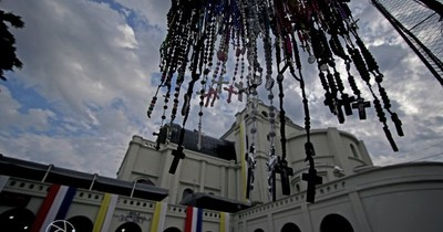 La Nación / Visitas a la Basílica de Caacupé serán solo por agendamiento previo