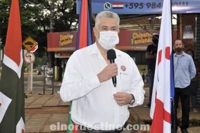 Gloria Aleluya: después de siete meses se reabrió oficialmente la frontera entre Pedro Juan Caballero y Ponta Porã