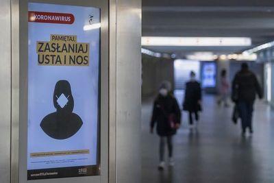 Polonia anuncia confinamiento parcial ante fuerte rebrote del coronavirus