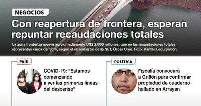 La Nación / LN PM: Las noticias más relevantes de la siesta del 15 de octubre