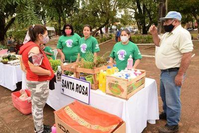 """Feria agrícola """"Del campo a tu mesa en San Ignacio"""