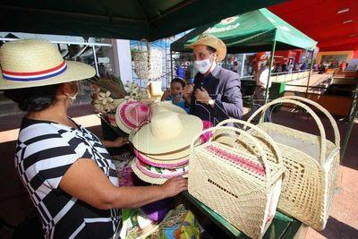 Arrancó la Feria de Pequeños Productores