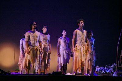 El Ballet Nacional de Paraguay participa del Festival Internacional de Danza contemporánea de Santa Cruz de la Sierra