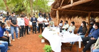 La Nación / Con aporte de Itaipú fomentarán agricultura familiar indígena
