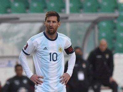 """Messi: """"La desigualdad es uno de los grandes problemas de nuestra sociedad"""""""