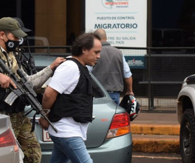 "Expulsan de Paraguay a Fabio Costa alias ""Pingo"""