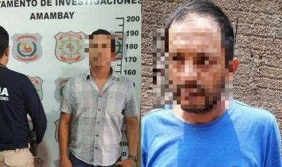 Rescatan a un hombre que fue raptado en Pedro Juan Caballero y luego lo detienen por contar con órdenes de captura