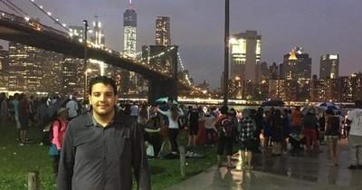 La Nación / Paraguayo sobresaliente: trabajó en construcción y chofer particular para graduarse en economía en EEUU