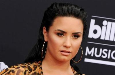 Demi Lovato es censurada en los Billboard Music Awards por criticar a Donald Trump