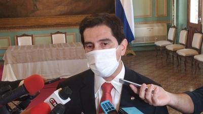 Canciller pide cumplimiento de protocolo sanitario para evitar aplicacion de nuevas medidas