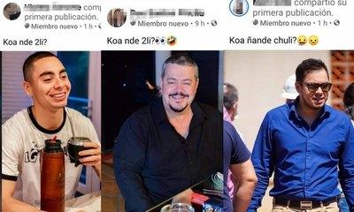 """Crónica / Mirana un poco los que aparecieron en """"Koa nde 2li"""""""