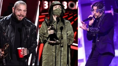 HOY / Post Malone, Billie Eilish y Bad Bunny triunfan en los premios Billboard