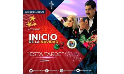 Maduro decretó que la Navidad en Venezuela comenzará el 15 de octubre – Prensa 5