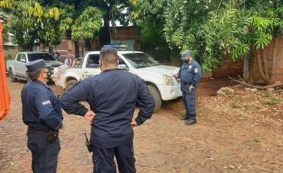 Rastrearon una moto robada y se encontraron con un desarmadero