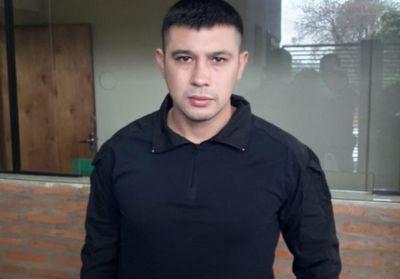 Guardiacárcel fue detenido con 100 gramos de crac en cárcel de Villarrica