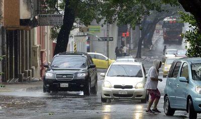 Lluvias no fueron aún las necesarias, señalan desde Meteorología