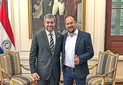 """El """"CORRUPTO"""" Jaime Bolla quiere asumir como ADMINISTRADOR en la ADUANA de CDE"""