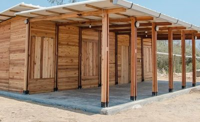 Preparan inauguración de primera casa cultural de comunidad indígena del Chaco