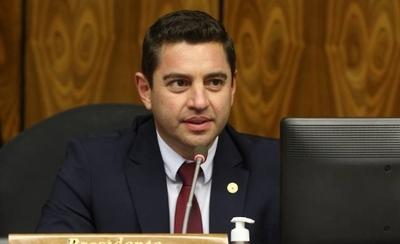 HOY / Pedro Alliana, presidente de la Cámara de Diputados, sobre la suspensión de la Diputada Celeste Amarilla
