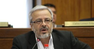 """La Nación / Juicio político a Mario Abdo no está en la """"agenda"""", aseguran desde el Frente Guasu"""