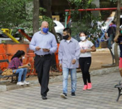 Paraguay tiene un aumento desacelerado de casos positivos del covid-19