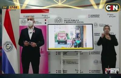 Revisamos el informe semanal del Ministerio de Salud Pública