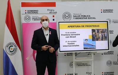 """Mazzoleni: """"Con las medidas sanitarias, casos podrían empezar a descender"""""""